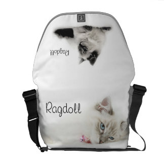 ragdoll zak messenger bag