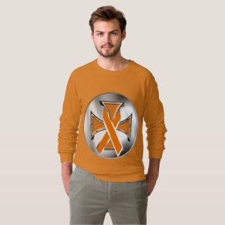 Raglan van het Mannen van het Ijzer van Kanker van Sweater