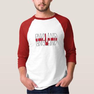 Raglan van het Sleeve van Engeland Fundamentele Shirts