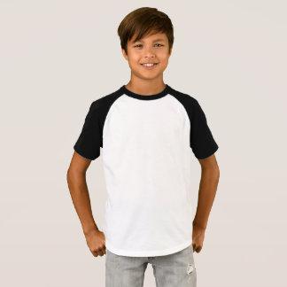 Raglan van het Sleeve van jongens Korte T-shirt