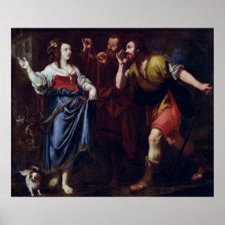 Rahab en de Geheim afgezanten van Joshua Poster