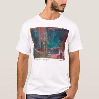 rainingdown, Houdend het eeuwige licht van het T Shirt