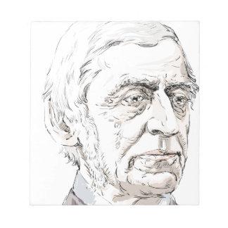 Ralph Waldo Emerson Notitieblok