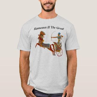 """Ramesses het Grote Overhemd de """"Uitgave van de T Shirt"""