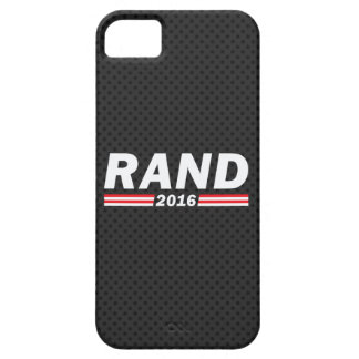 Rand 2016 (Rand Paul) Barely There iPhone 5 Hoesje