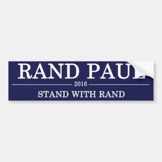 Rand Paul 2016 Bumpersticker