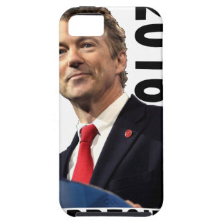 RAND PAUL VOOR PRESIDENT 2016 '' .PNG TOUGH iPhone 5 HOESJE