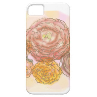 Ranunculus Barely There iPhone 5 Hoesje