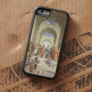 Raphael - School van Athene Tough Xtreme iPhone 6 Hoesje