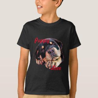 Ras van de Hond van Rott van de Kalverliefde van T Shirt