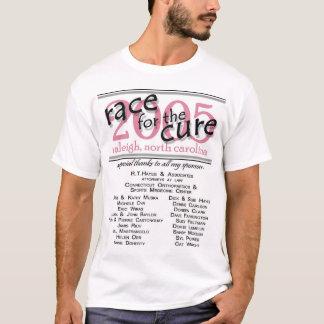 Ras voor de Behandeling T Shirt