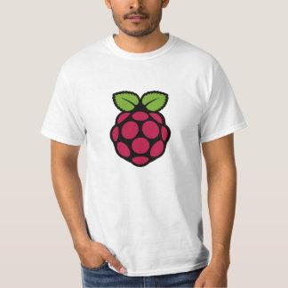 Rasberry Pi/de T-shirt van Raspbian Linux
