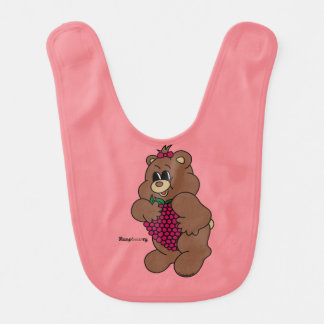 Raspbearry - Zaubaerland Baby Slabbetje