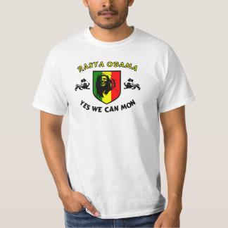 Rasta Obama T Shirt