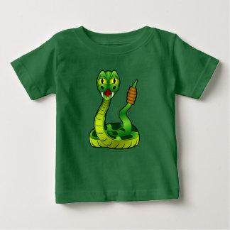 Ratelslang Baby T Shirts