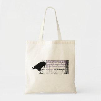 Raven- Nevermore Draagtas