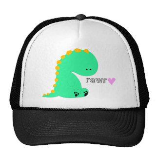 RAWR dinosaurus leuk overhemd Trucker Pet