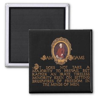 Razend en Onophoudelijke Kerel de van Samuel Adams Magneet