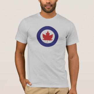 RCAF 2 Roundels T Shirt