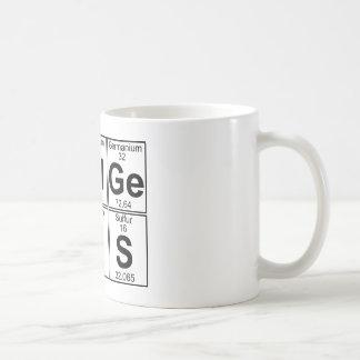 Re-Al-GE-Ni-u-s (echt genie) - Hoogtepunt Koffiemok