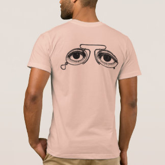 Rearview Leerer T Shirt
