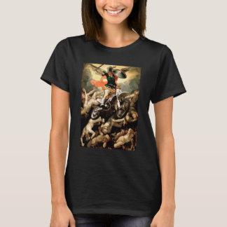 """""""Rebel"""" door Multiluke T Shirt"""