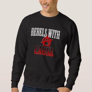 Rebellen met oorzaak trui