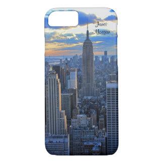 Recente middagNYC Horizon als iPhone 7 Hoesje