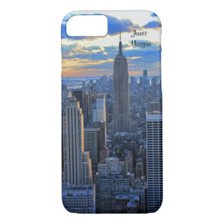 Recente middagNYC Horizon als iPhone 8/7 Hoesje