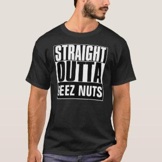 RECHTE OUTTA DEEZ- NUTS T-SHIRT