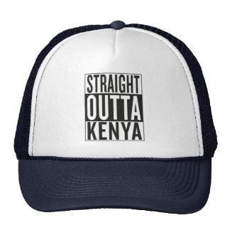 rechte outta Kenia Petten