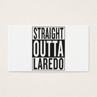 rechte outta Laredo Visitekaartjes