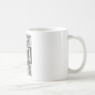 rechte outta Malta Koffiemok
