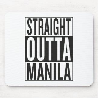 rechte outta Manilla Muismatten