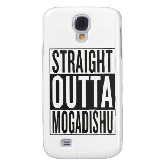 rechte outta Mogadishu Galaxy S4 Hoesje