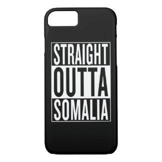 rechte outta Somalië iPhone 7 Hoesje