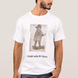 rechte outta St Albans T Shirt