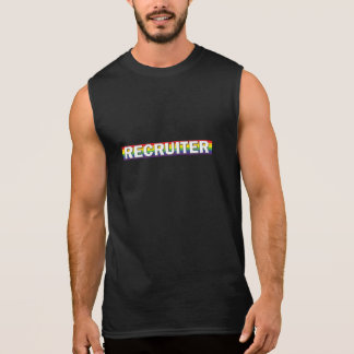 Recruiter T Shirt