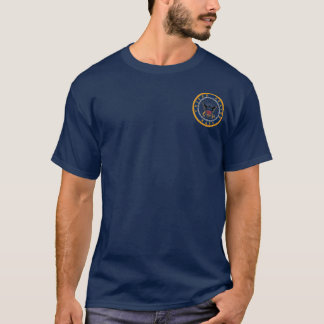 Recruiter van de marine t shirt