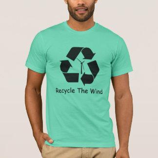 Recyclen de Wind T Shirt