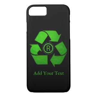 Recyclen Logo door Shirley Taylor iPhone 8/7 Hoesje