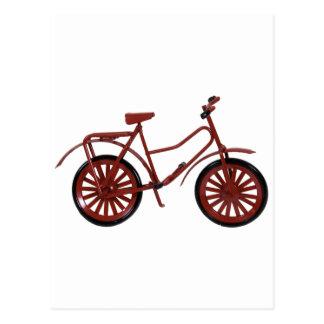 RedBicycle030310 Briefkaart