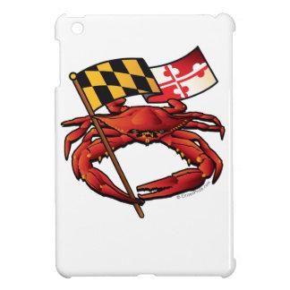 RedCrab_MD_banner.ai iPad Mini Hoesje