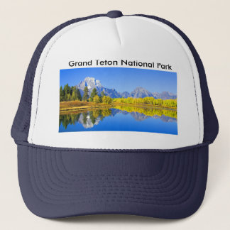Reeks 1 van het Park van Grand Teton Nationale Trucker Pet