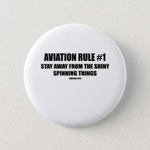 Vliegtuig Humor Buttons Zazzlenl