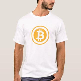 Regelmatige de T-shirt van BitCoin