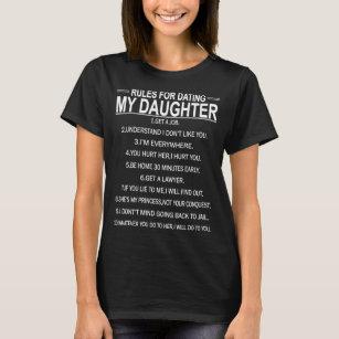 regels voor dating mijn dochter feministische shirt