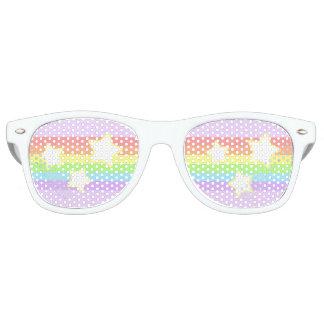 Regenbogen en de Glazen van Sterren Feestbril