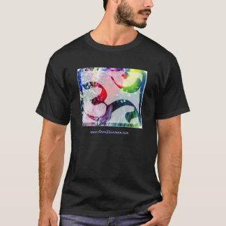 Regenboog Aum (Om) T Shirt