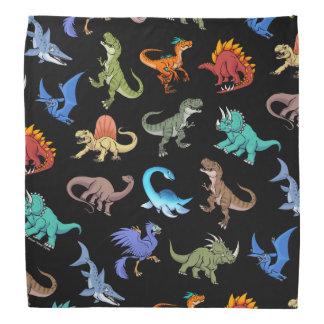 Regenboog II van dinosaurussen de levering van de Bandana